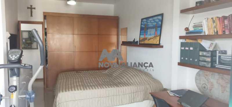 quarto principal 1 - Cobertura à venda Praça Saenz Peña,Tijuca, Rio de Janeiro - R$ 642.000 - NTCO10013 - 5