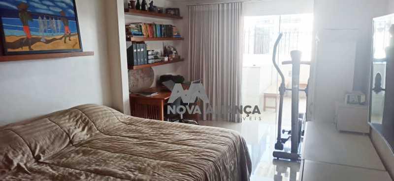 quarto principal 2 - Cobertura à venda Praça Saenz Peña,Tijuca, Rio de Janeiro - R$ 642.000 - NTCO10013 - 4