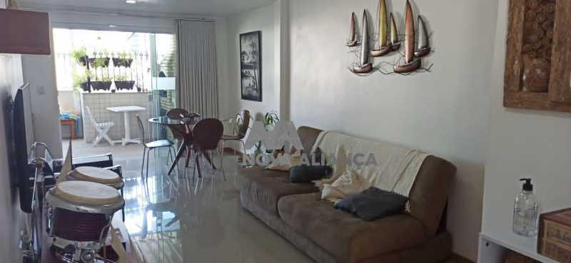 salao dois ambientes 5 - Cobertura à venda Praça Saenz Peña,Tijuca, Rio de Janeiro - R$ 642.000 - NTCO10013 - 3