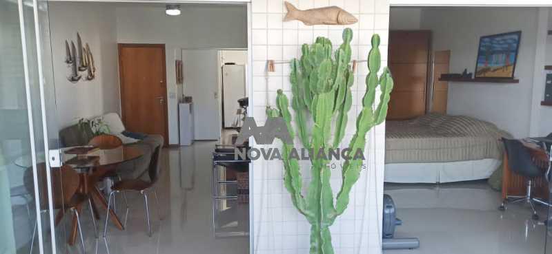 salao dois ambientes visto to  - Cobertura à venda Praça Saenz Peña,Tijuca, Rio de Janeiro - R$ 642.000 - NTCO10013 - 7