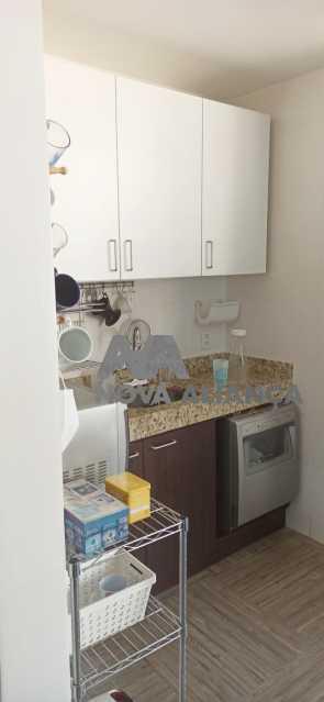 cozinha 1 - Cobertura à venda Praça Saenz Peña,Tijuca, Rio de Janeiro - R$ 642.000 - NTCO10013 - 14