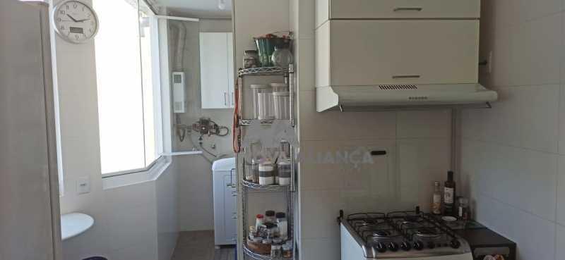 cozinha 3 - Cobertura à venda Praça Saenz Peña,Tijuca, Rio de Janeiro - R$ 642.000 - NTCO10013 - 16