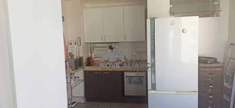 cozinha 4 - Cobertura à venda Praça Saenz Peña,Tijuca, Rio de Janeiro - R$ 642.000 - NTCO10013 - 17