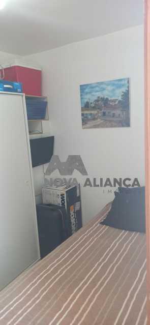 dependencia 2 - Cobertura à venda Praça Saenz Peña,Tijuca, Rio de Janeiro - R$ 642.000 - NTCO10013 - 19