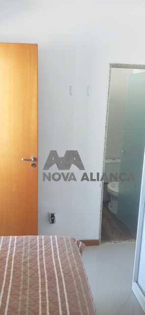 dependencia 3 - Cobertura à venda Praça Saenz Peña,Tijuca, Rio de Janeiro - R$ 642.000 - NTCO10013 - 20