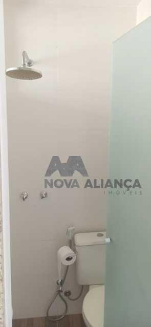 dependencia banheiro - Cobertura à venda Praça Saenz Peña,Tijuca, Rio de Janeiro - R$ 642.000 - NTCO10013 - 21