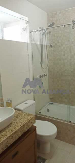 banheiro com jacuzzi 1 - Cobertura à venda Praça Saenz Peña,Tijuca, Rio de Janeiro - R$ 642.000 - NTCO10013 - 23