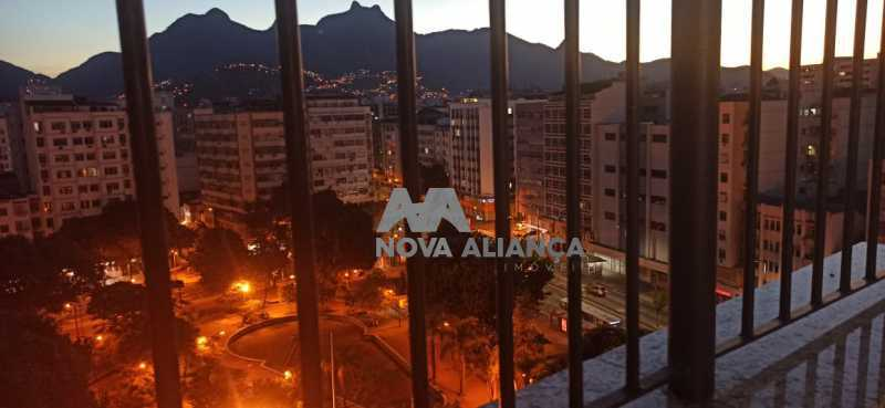 vista livre 1 - Cobertura à venda Praça Saenz Peña,Tijuca, Rio de Janeiro - R$ 642.000 - NTCO10013 - 25