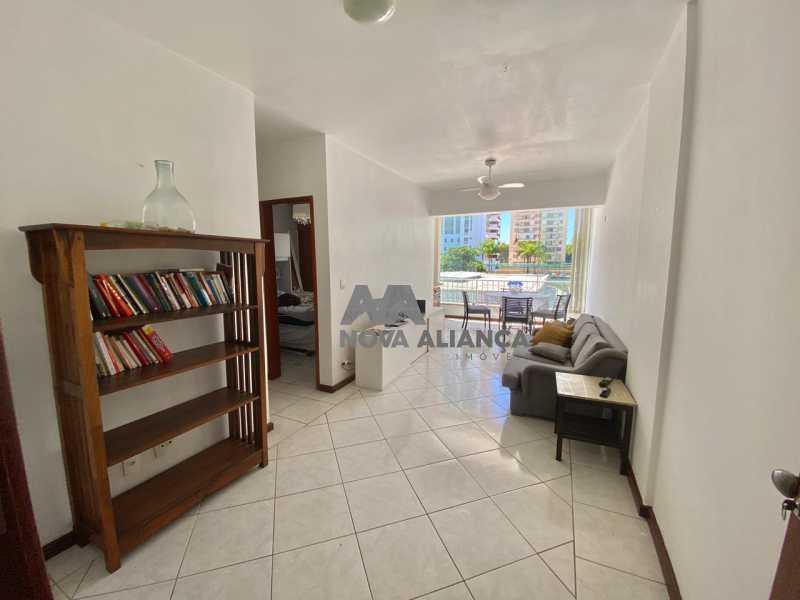 WhatsApp Image 2021-03-29 at 1 - Apartamento à venda Avenida Prefeito Dulcídio Cardoso,Barra da Tijuca, Rio de Janeiro - R$ 680.000 - NBAP22626 - 8