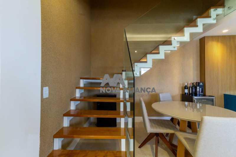 acesso piso superi1 - Casa à venda Rua Lópes da Cruz,Méier, Rio de Janeiro - R$ 849.000 - NTCA20041 - 5