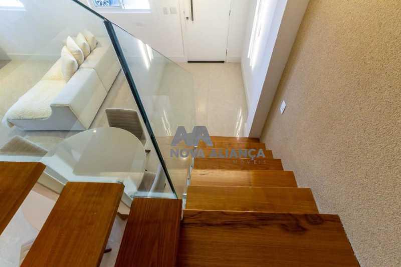 acesso piso superi2 - Casa à venda Rua Lópes da Cruz,Méier, Rio de Janeiro - R$ 849.000 - NTCA20041 - 4