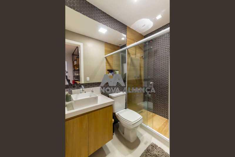 suite banheiro - Casa à venda Rua Lópes da Cruz,Méier, Rio de Janeiro - R$ 849.000 - NTCA20041 - 11