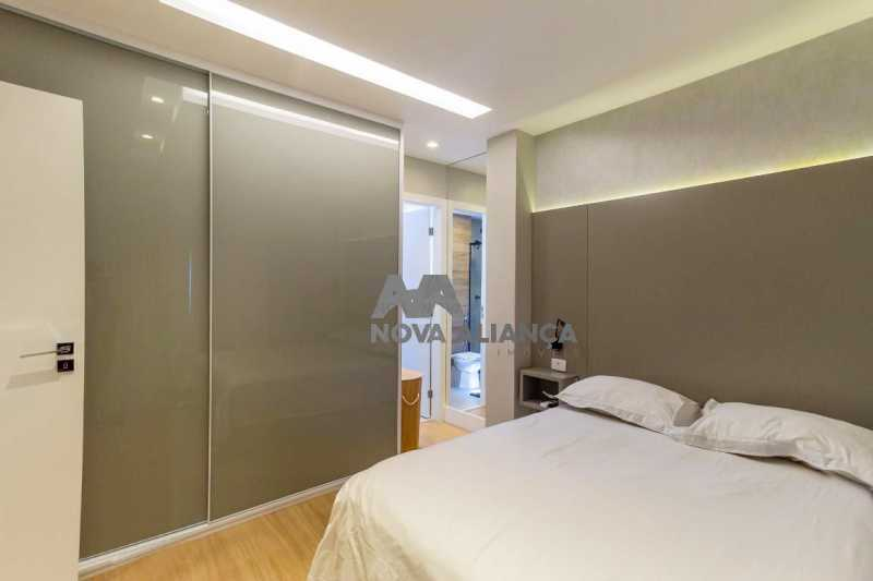 quarto casal 1 - Casa à venda Rua Lópes da Cruz,Méier, Rio de Janeiro - R$ 849.000 - NTCA20041 - 9