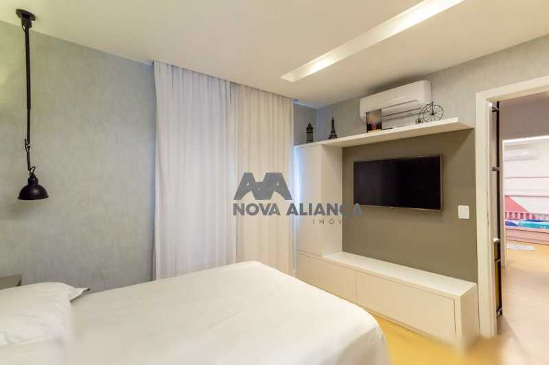quarto casal 4 - Casa à venda Rua Lópes da Cruz,Méier, Rio de Janeiro - R$ 849.000 - NTCA20041 - 10