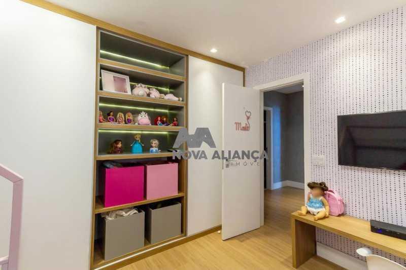 quarto crianca 1 - Casa à venda Rua Lópes da Cruz,Méier, Rio de Janeiro - R$ 849.000 - NTCA20041 - 16