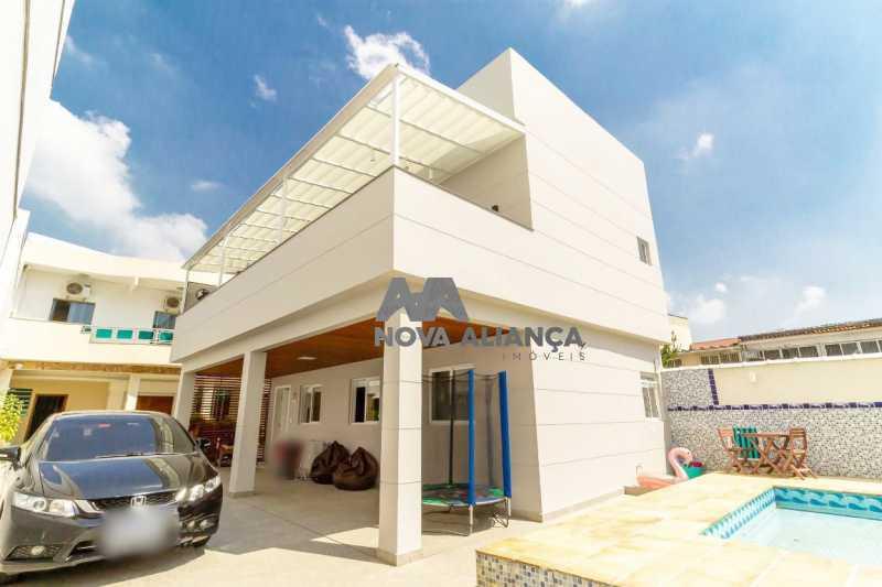 area externa - Casa à venda Rua Lópes da Cruz,Méier, Rio de Janeiro - R$ 849.000 - NTCA20041 - 29