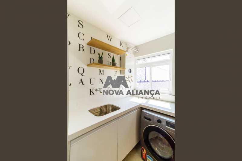 area servico. - Casa à venda Rua Lópes da Cruz,Méier, Rio de Janeiro - R$ 849.000 - NTCA20041 - 24