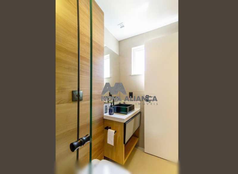 banheiro social.. - Casa à venda Rua Lópes da Cruz,Méier, Rio de Janeiro - R$ 849.000 - NTCA20041 - 13