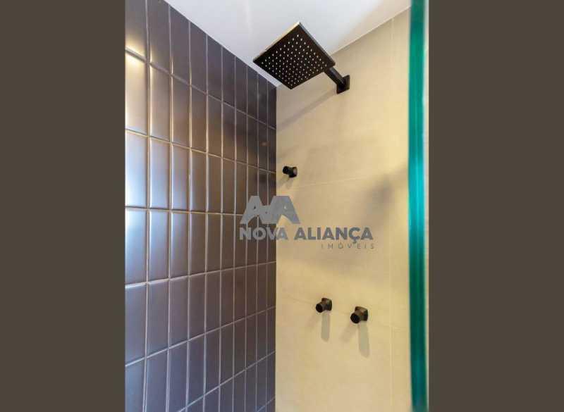 banheiro social. - Casa à venda Rua Lópes da Cruz,Méier, Rio de Janeiro - R$ 849.000 - NTCA20041 - 14