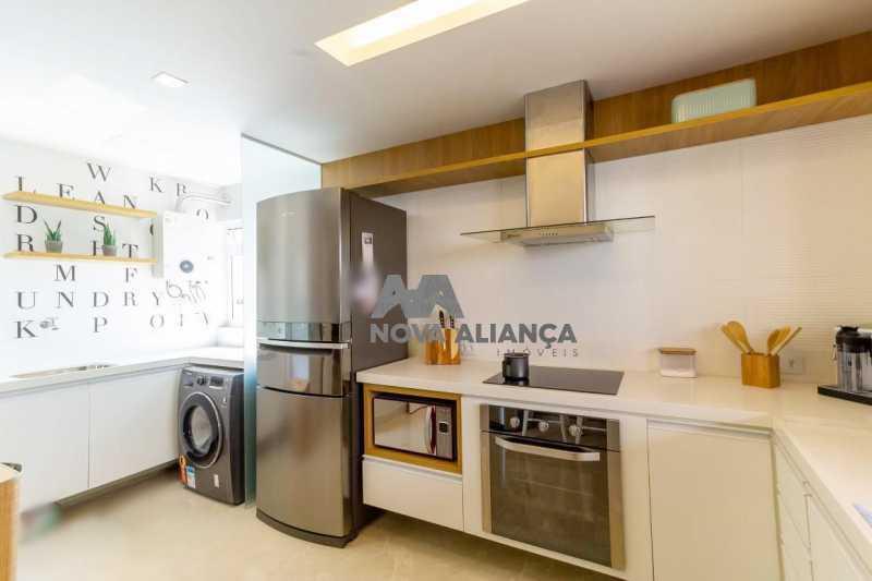 cozinha e area. - Casa à venda Rua Lópes da Cruz,Méier, Rio de Janeiro - R$ 849.000 - NTCA20041 - 23