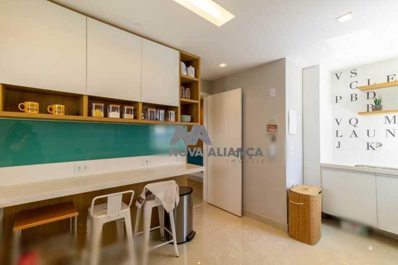 cozinha e area - Casa à venda Rua Lópes da Cruz,Méier, Rio de Janeiro - R$ 849.000 - NTCA20041 - 22