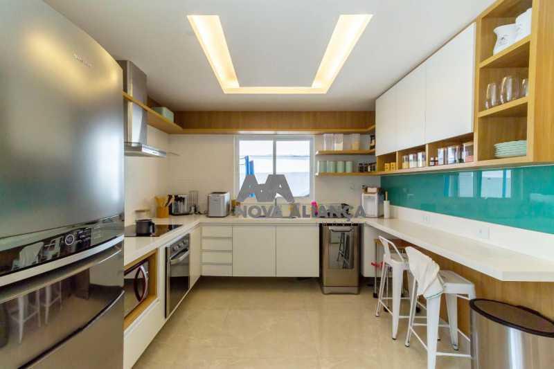 cozinha. - Casa à venda Rua Lópes da Cruz,Méier, Rio de Janeiro - R$ 849.000 - NTCA20041 - 20