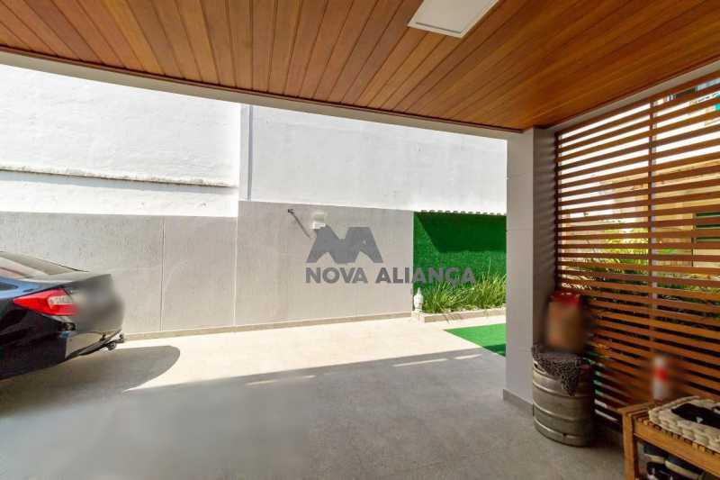 garagem - Casa à venda Rua Lópes da Cruz,Méier, Rio de Janeiro - R$ 849.000 - NTCA20041 - 27