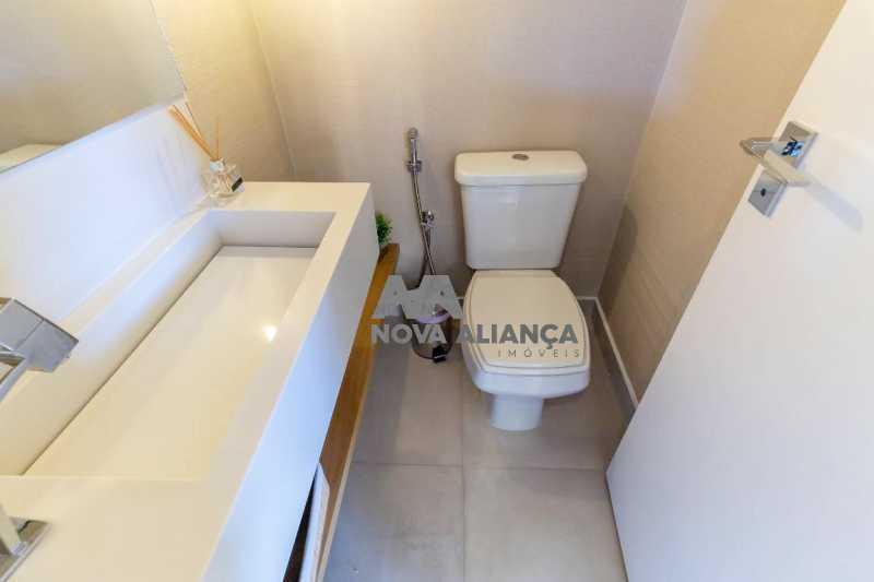 lavabo. - Casa à venda Rua Lópes da Cruz,Méier, Rio de Janeiro - R$ 849.000 - NTCA20041 - 19