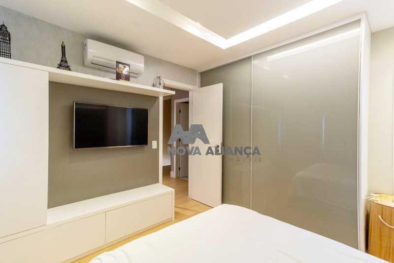 suite quarto 3 - Casa à venda Rua Lópes da Cruz,Méier, Rio de Janeiro - R$ 849.000 - NTCA20041 - 8