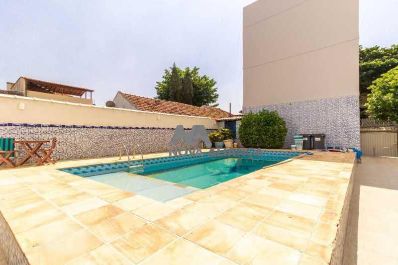 piscina 1 - Casa à venda Rua Lópes da Cruz,Méier, Rio de Janeiro - R$ 849.000 - NTCA20041 - 30
