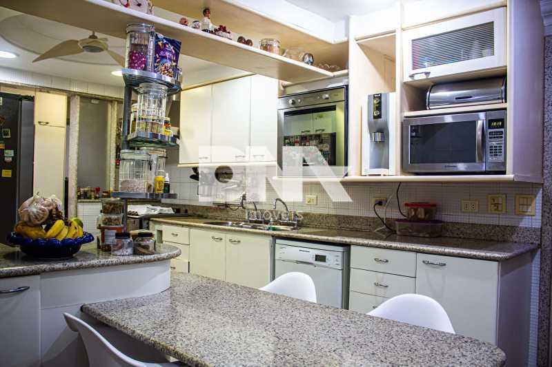 Marechal Pires Ferreira 61 903 - Apartamento à venda Rua Marechal Pires Ferreira,Cosme Velho, Rio de Janeiro - R$ 2.500.000 - NBAP40472 - 14