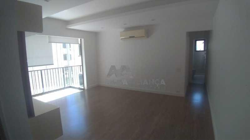 25a9c687-ec88-42a4-8de0-230fa5 - Apartamento à venda Rua Fonte Da Saudade,Lagoa, Rio de Janeiro - R$ 1.100.000 - NBAP11187 - 1