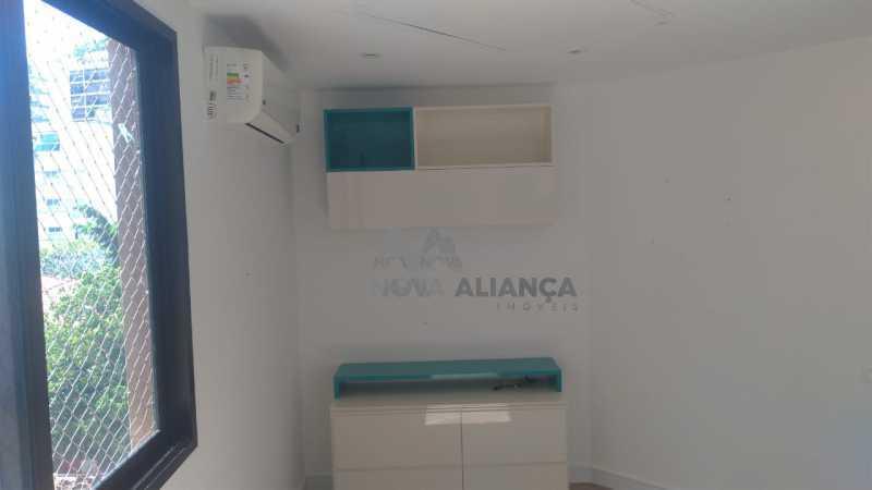 96493aad-2f60-4458-b4e2-76100e - Apartamento à venda Rua Fonte Da Saudade,Lagoa, Rio de Janeiro - R$ 1.100.000 - NBAP11187 - 8
