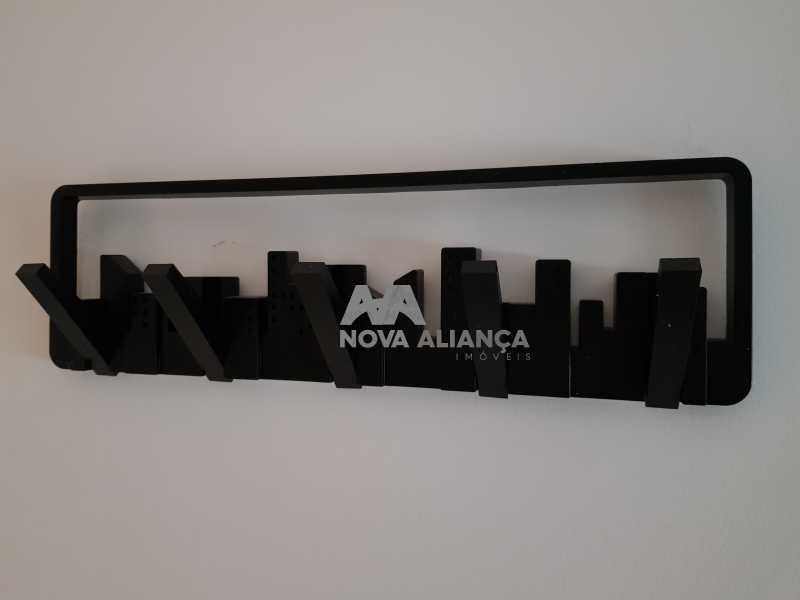 pax 305 2 - Flat à venda Rua Barão da Torre,Ipanema, Rio de Janeiro - R$ 740.000 - NSFL10065 - 18