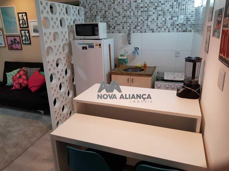 pax 305 5 - Flat à venda Rua Barão da Torre,Ipanema, Rio de Janeiro - R$ 740.000 - NSFL10065 - 6