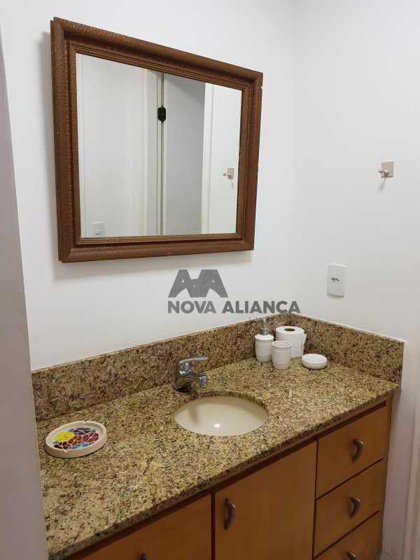 pax 305 9 - Flat à venda Rua Barão da Torre,Ipanema, Rio de Janeiro - R$ 740.000 - NSFL10065 - 13