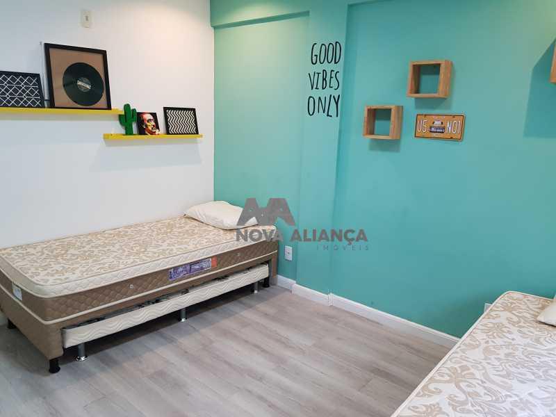 pax 305 11 - Flat à venda Rua Barão da Torre,Ipanema, Rio de Janeiro - R$ 740.000 - NSFL10065 - 9