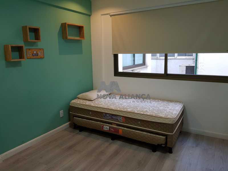 pax 305 12 - Flat à venda Rua Barão da Torre,Ipanema, Rio de Janeiro - R$ 740.000 - NSFL10065 - 8