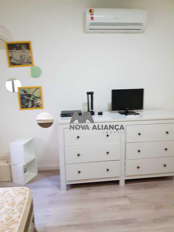 pax 305 14 - Flat à venda Rua Barão da Torre,Ipanema, Rio de Janeiro - R$ 740.000 - NSFL10065 - 12