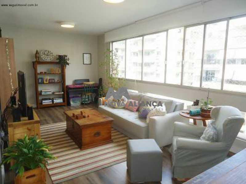 6a9bf73ac2d8acdd453b949bc4a347 - Apartamento à venda Rua Artur Araripe,Gávea, Rio de Janeiro - R$ 2.500.000 - NBAP40475 - 3