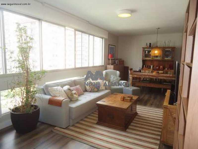 36c9361a51f389b72f19af902f372e - Apartamento à venda Rua Artur Araripe,Gávea, Rio de Janeiro - R$ 2.500.000 - NBAP40475 - 4