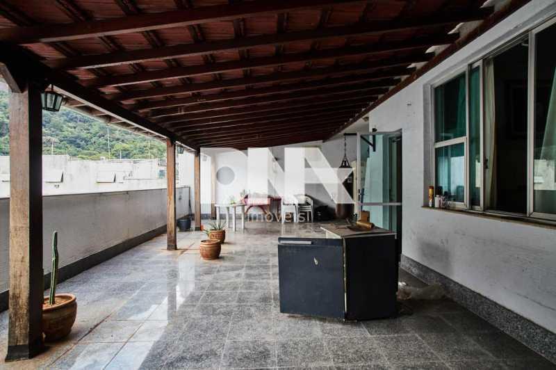 9fc387fd-b4c4-4323-bc7a-0b0db7 - Cobertura à venda Largo dos Leões,Humaitá, Rio de Janeiro - R$ 2.999.900 - NBCO40109 - 28