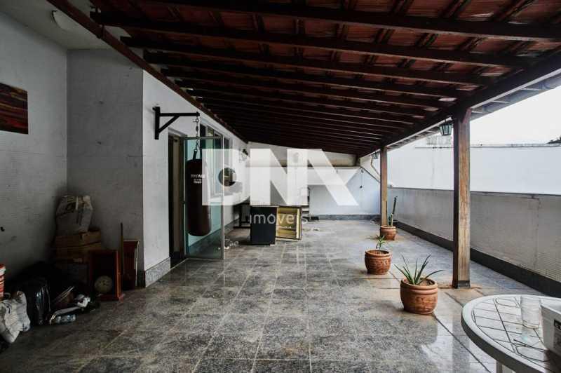 30d1b60f-fa6d-47fd-a517-b6f2bc - Cobertura à venda Largo dos Leões,Humaitá, Rio de Janeiro - R$ 2.999.900 - NBCO40109 - 30