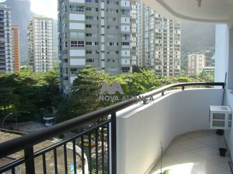 Apartamento São Conrado 2014  - Apartamento à venda Avenida Niemeyer,São Conrado, Rio de Janeiro - R$ 900.000 - NBAP22696 - 5