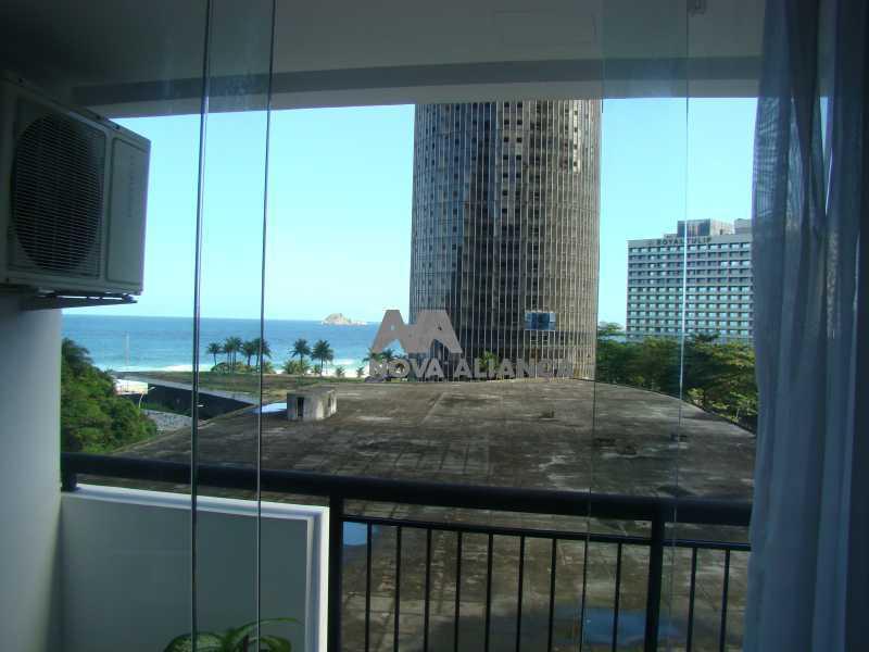 Apartamento São Conrado 2014  - Apartamento à venda Avenida Niemeyer,São Conrado, Rio de Janeiro - R$ 900.000 - NBAP22696 - 3