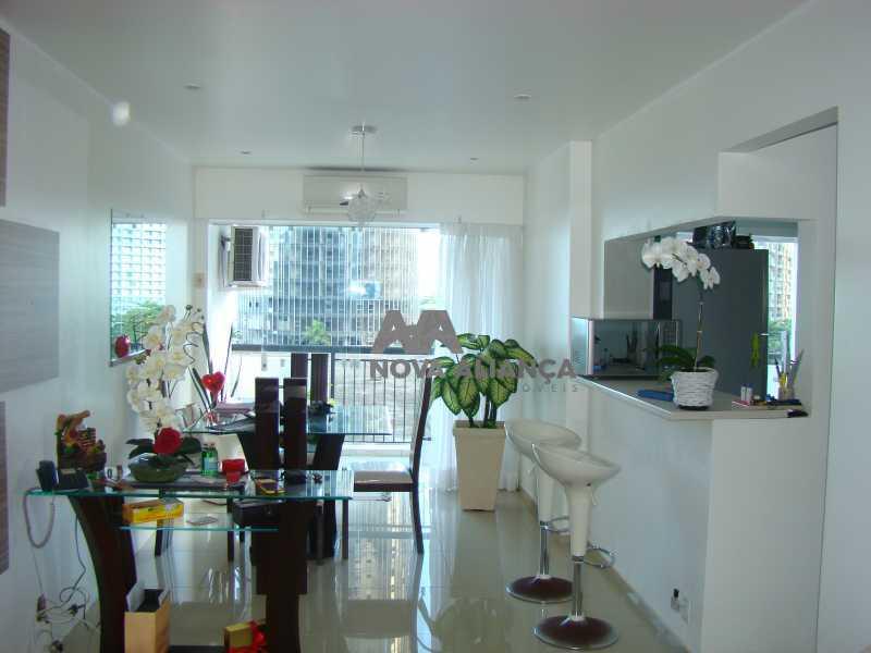 Apartamento São Conrado 2014  - Apartamento à venda Avenida Niemeyer,São Conrado, Rio de Janeiro - R$ 900.000 - NBAP22696 - 1