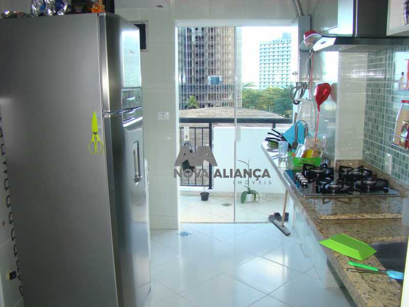 Apartamento São Conrado 2014  - Apartamento à venda Avenida Niemeyer,São Conrado, Rio de Janeiro - R$ 900.000 - NBAP22696 - 18