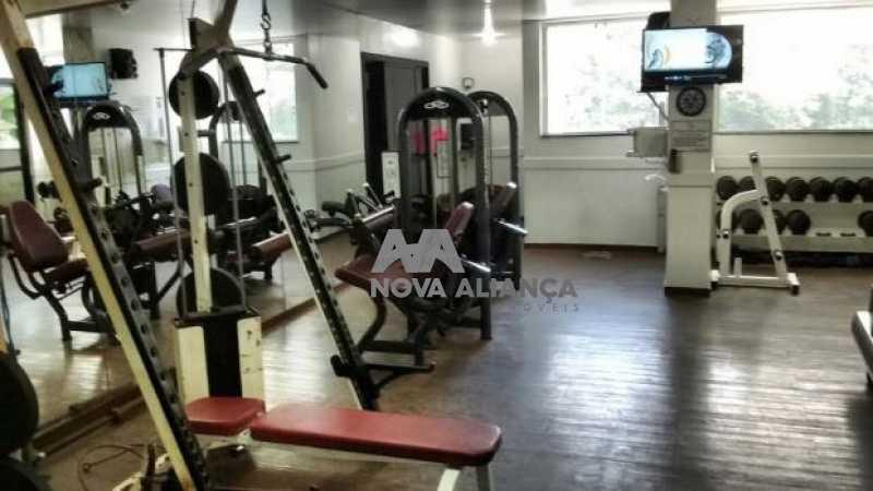 Foto Academia[1315] - Apartamento à venda Avenida Niemeyer,São Conrado, Rio de Janeiro - R$ 900.000 - NBAP22696 - 19