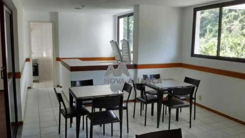 Foto salão de festa[1316] - Apartamento à venda Avenida Niemeyer,São Conrado, Rio de Janeiro - R$ 900.000 - NBAP22696 - 20