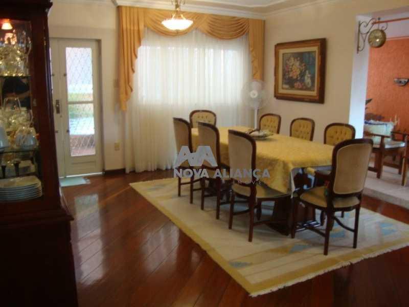 730185017728740 - Casa à venda Rua Alfredo Pujol,Grajaú, Rio de Janeiro - R$ 1.100.000 - NTCA60016 - 6